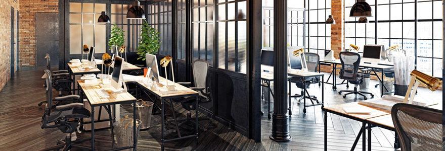 Rénovation et aménagement de bureaux
